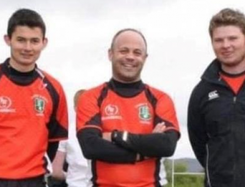 Meet the Bridport referee with top-class ambitions