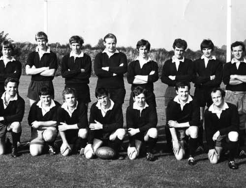 Rugby in the Spotlight – The Marshwood Vale