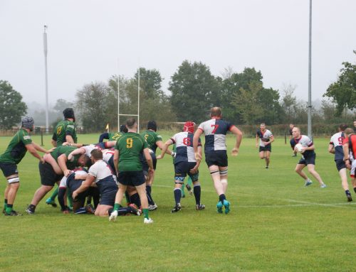 Match Report: North Dorset
